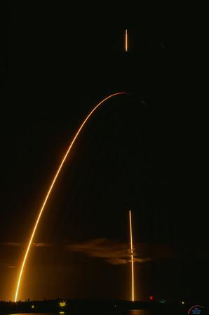 Zuma by SpaceX on film