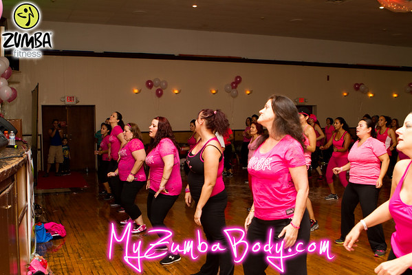 Zumbabathone by MyZumbaBody.com