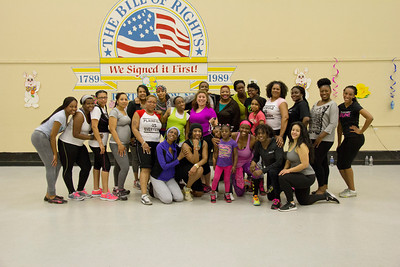 Zumbathon - Fitness Charity Party