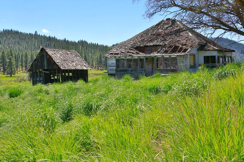 ~ Ochoco Farmhouse ~