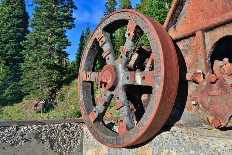 ~ Big Steel Wheel ~