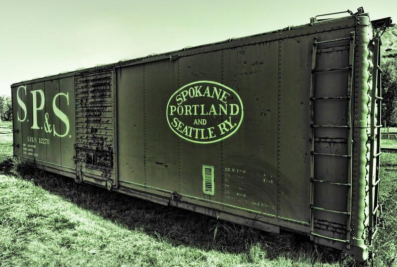 ~ The Northwest's Own Railway ~
