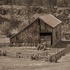 ~ Saltbox Barn ~