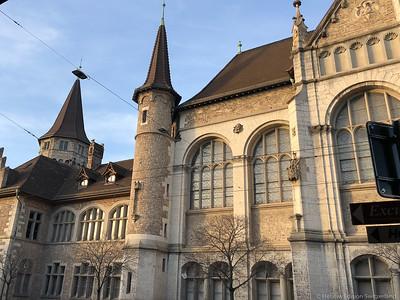 Zurich 2019