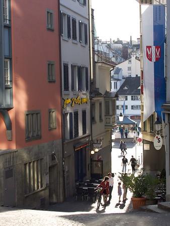 Zurich stroll