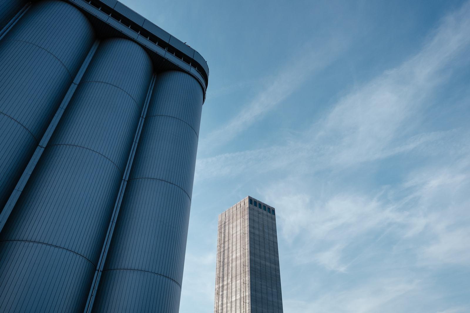 Industrial area Zurich