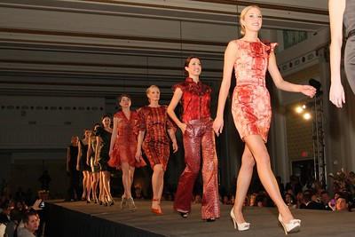 Runway and Rescue Fashion Show.