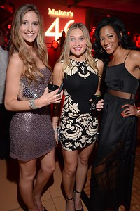 Rachel Wagoner, Alexa Wagoner and Erica Hunt at the 2013 Maxim Fillies & Stallions Derby Eve Party. May 3, 2013.