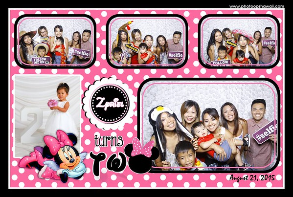 Zyriel Turns 2 (Fusion Photo Booth)