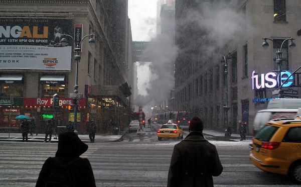 NYC Snow Feb 2010