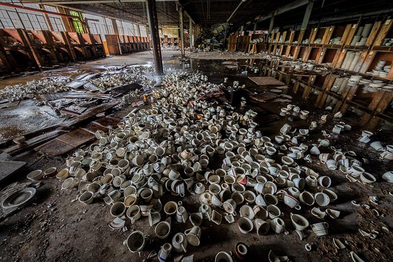 ceramic factory 8-10-15 ---174