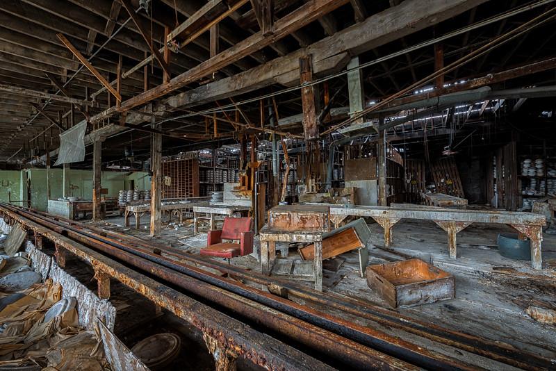 ceramic factory 8-10-15 ---154