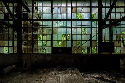 ceramic factory 8-10-15 ---121