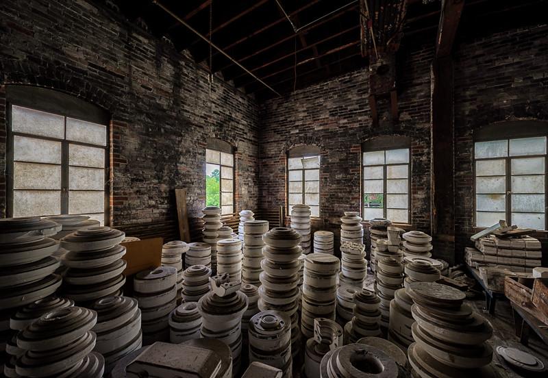 ceramic factory 8-10-15 ---153