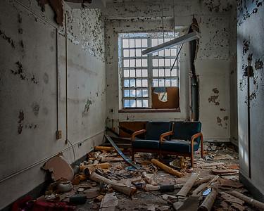 hospital 7917 chair-