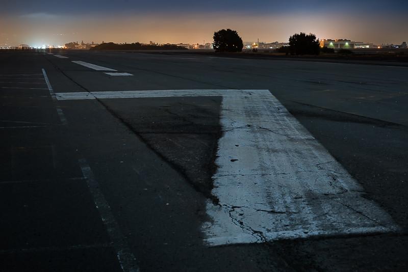 Mickey Mantle's runway