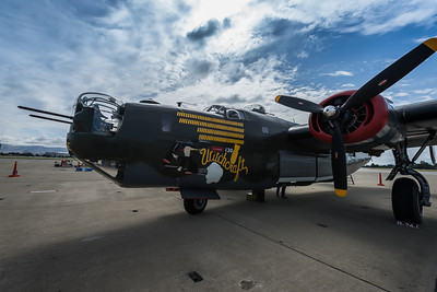 WWII Bombers -5502