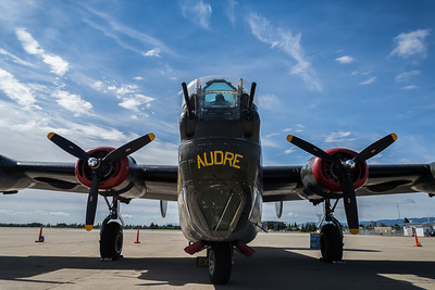 WWII Bombers -5460