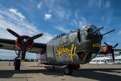 WWII Bombers -5449