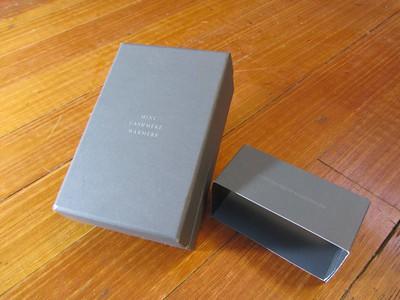box packaging band