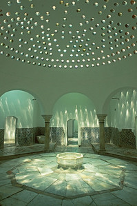 View of a Hammam; a turkish bath, in Akko. January 09, 2006. Photo by Doron Horowitz/