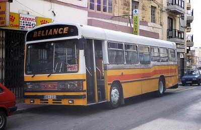MTA DBY321 Bugibba Mar 00