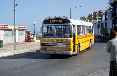 MTA DBY303 Bugibba Mar 00