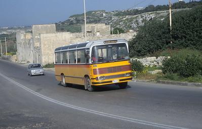 MTA DBY327 Near Mosta Mar 00