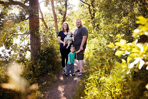 Elden & Rita Family