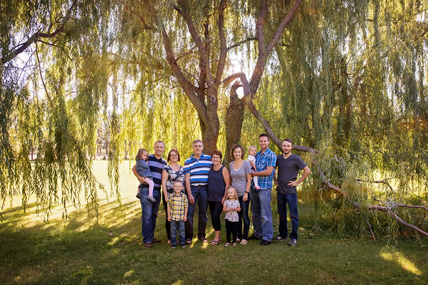 Extended Thiessen Family