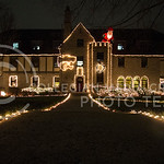 Holiday House Lights