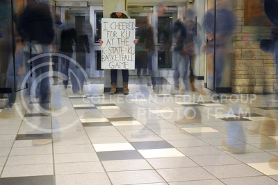 (Photo by Parker Robb | Collegian)  Humiliation discipline, like standing in a public place with a sign that displays one's crime, is a new fad for punishment that may actually lower repeat offenses of crimes like shoplifting because of the humiliation and guilt.