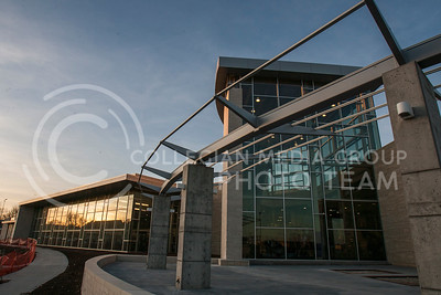 The new additions to the Rec Center opened Tuesday.   (Photo by Evert Nelson / Collegian)