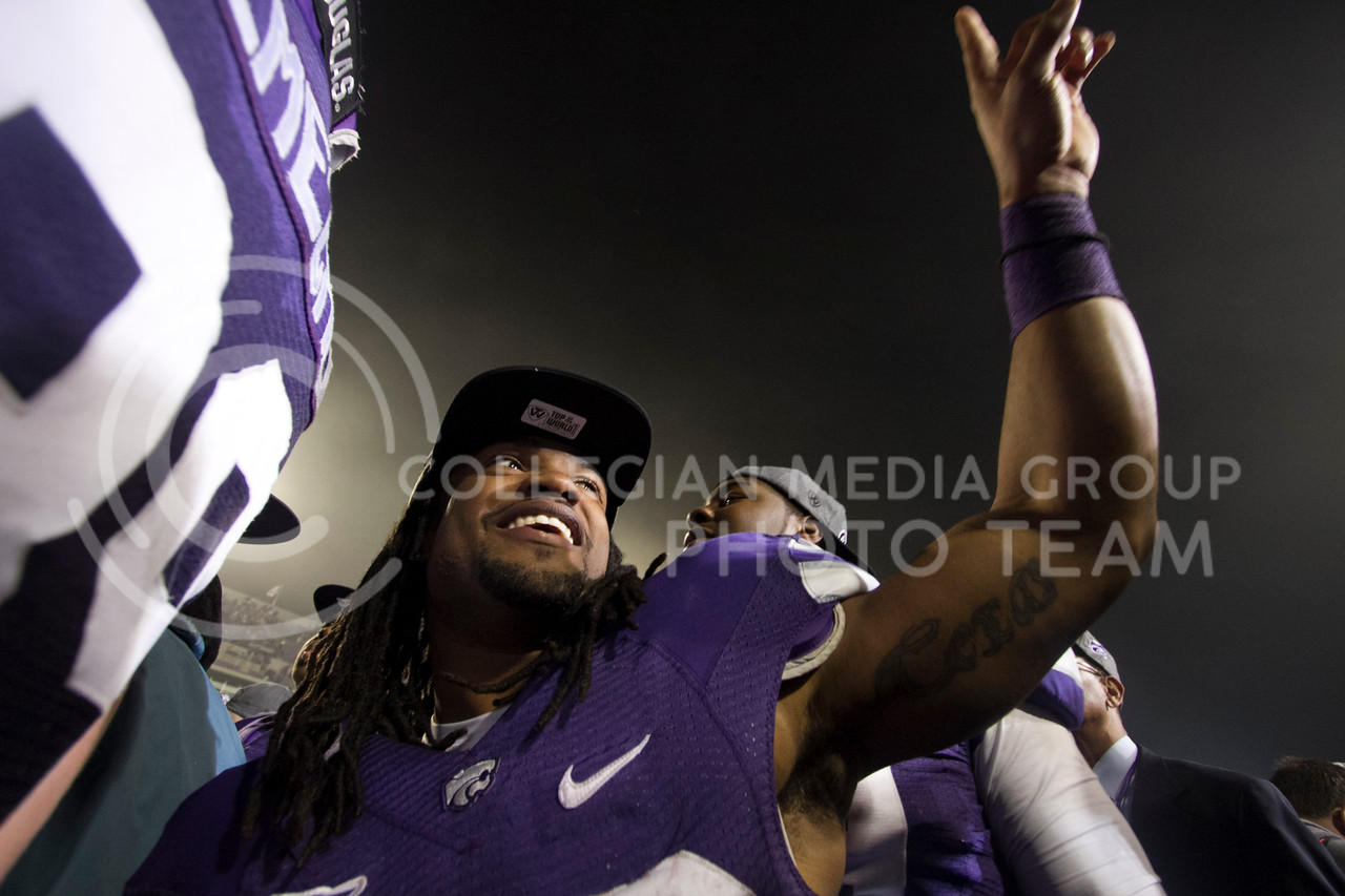 (Photo by Evert Nelson / Collegian)