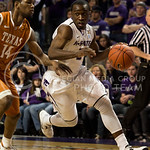 1.30.13 - Men's Basketball - vs Texas