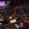 Photo by Parker Robb | The Collegian<br /> <br /> K-State students and Manhattan residents fill McCain Auditorium to hear about current issues in sports and sports media April 2, 2014.