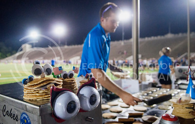 Late Night Pancake Feed, Memorial Stadium, Saturday, August 24, 2013.