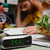 (Photo by Parker Robb | Collegian)  To do well on finals, professors suggest eating healthy foods, rather than junk foods, and getting plenty of sleep so one's mind can function well, as opposed to staying up all night cramming.