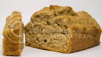 (Photo by Taylor Alderman | Collegian)  Beer bread is an easy bake-and-take item.