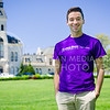 Parker Robb | The Collegian<br /> <br /> Joey Boos, senior in theater, has played a role in eleven theater productions here at K-State, and after graduation plans to move to Florida to participate in the Disney College Program at Disney World in Orlando.