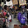 Photo by Jed Barker | The Collegian  Voted as the Best Thrift Store for the Purple Awards, Rockstar and Rogers stocks a variety of things such as bags, jewelry, clothing, and pretty much anything related to fashion.