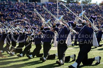 Photo by Hannah Hunsinger | The Collegian  KSU vs. West Virginia, on Oct. 26, 2013 in Bill Snyder Fmaily Stadium