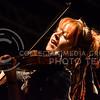 Parker Robb | The Collegian<br /> <br /> Dubstep violinist Lindsey Stirling gets emotional with her music during her concert September 13, 2014, on Bosco Plaza.