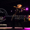 Parker Robb | The Collegian<br /> <br /> Dubstep violinist Lindsey Stirling dances around the stage during her concert, hosted by the Union Program Council, September 13, 2014, on Bosco Plaza.