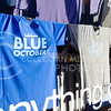 Apparel shops, including Aggieville's Threads, Aggieville bars and other Manhattan businesses are reaping the benefits of the Royals fever that has been sweeping the nation during the Kansas City Royals' eight straight postseason wins and World Series berth in their first postseason since they won the 1985 World Series. The Royals open the World Series against the San Fransisco Giants tonight at 7:07 pm at Kauffman Stadium in Kansas City. (Parker Robb | The Collegian)