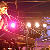Vik Govindarajan, KU student, and vocalist for The Vik G Trio, performs at the OPUS band competition Friday evening, Sept. 26, 2014. (Vail Moshiri   The Collegian)