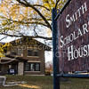 Smith Scholarship House, located at 331 N 17th St three blocks south of the Union parking garage, houses a community of 34 men who perform all the house cooking, chores and maitenance in exchange for much lower rent. (Parker Robb | The Collegian)