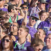 A fan during the Sunflower Showdown at Bill Snyder Family Stadium on Nov. 29, 2014. (George Walker   The Collegian)