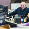 Jim Badders, assistant director of Cashiers and Student Accounts at K-State, assists K-State students and their families when paying college tuition becomes stressfull. (Parker Robb | The Collegian)