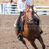 Taylor Todd maneuvers Twister in the arena on Oct. 9, 2015 at Timbercreek Stables in Manhattan.  OSU rode away with a 13-7 victory.  (Rodney Dimick | The Collegian)